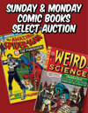 Sunday Comics, Animation, & Art Weekly Online Auction