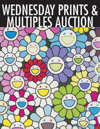 Wednesday Prints & Multiples Weekly Online Auction