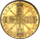 William III gold 5 Guineas 1701