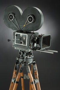 Mitchell motion picture camera