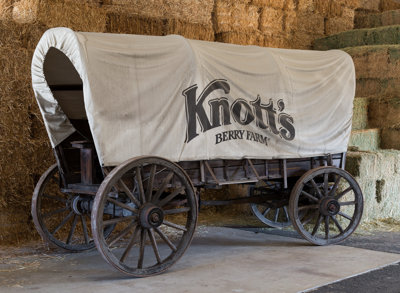 Knott's Covered Wagon