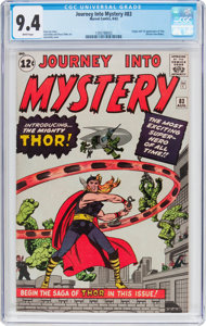 "Journey Into Mystery Thor""border="