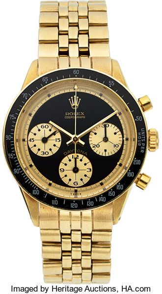 Rolex Jps Paul Newman Daytona Tudor Big Crown Submariner Lift