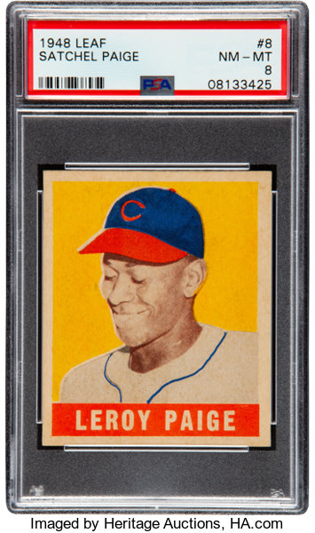 More Than 2200 Lots Make Heritage Sports Fall Card Catalog Auction