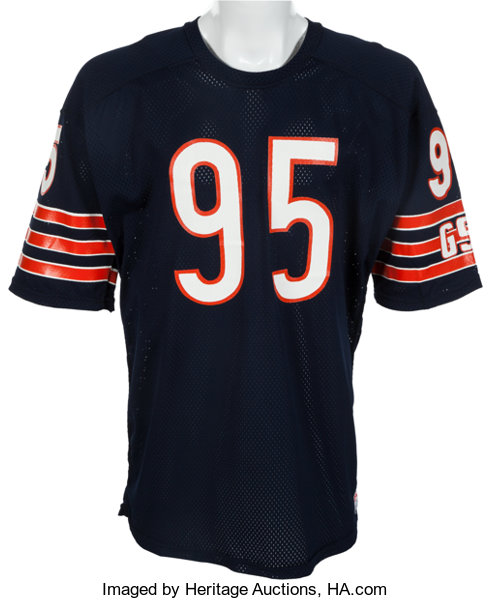 1984-88 Richard Dent Game Issued Chicago Bears Jersey ...