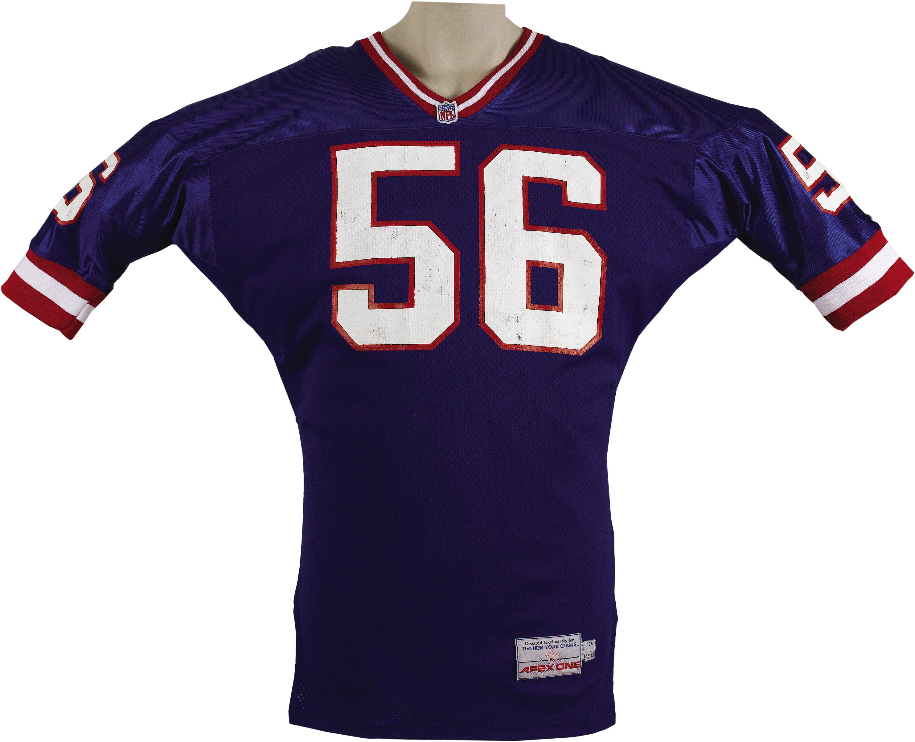 1993 Lawrence Taylor Game Worn Jersey. Perhaps the greatest | Lot ...