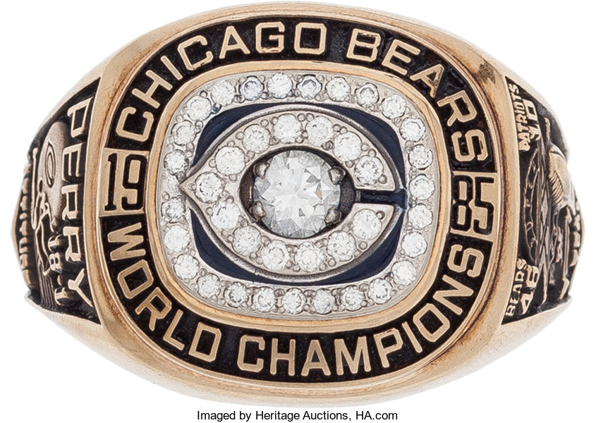 cheap chicago bears rings