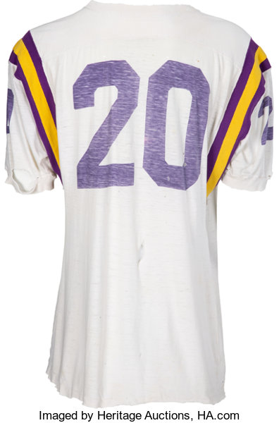 1959 Billy Cannon Game Worn & Signed LSU Tigers Jersey.. ... | Lot ...