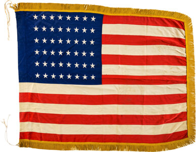 D=Day U.S. flag sold at auction Heritage Auctions