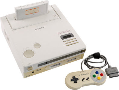 Nintendo PlayStation Prototype Heritage Auctions