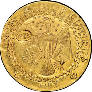 Brasher Doubloon World's Most Valuable Gold Coin Heritage Auctions