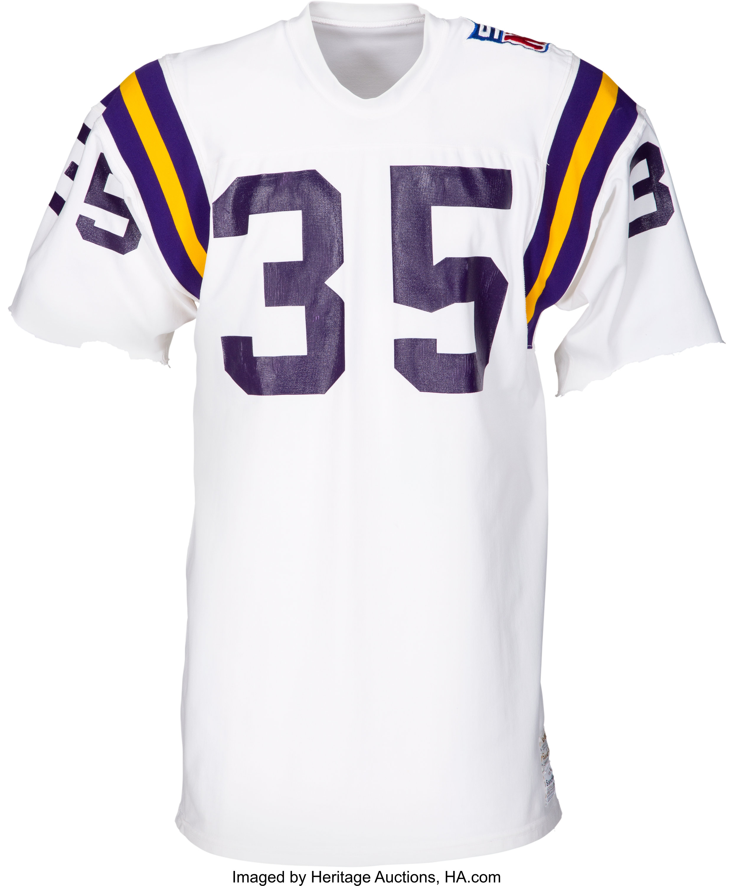 1969 Billy Harris Game Worn Minnesota Vikings Jersey. Football