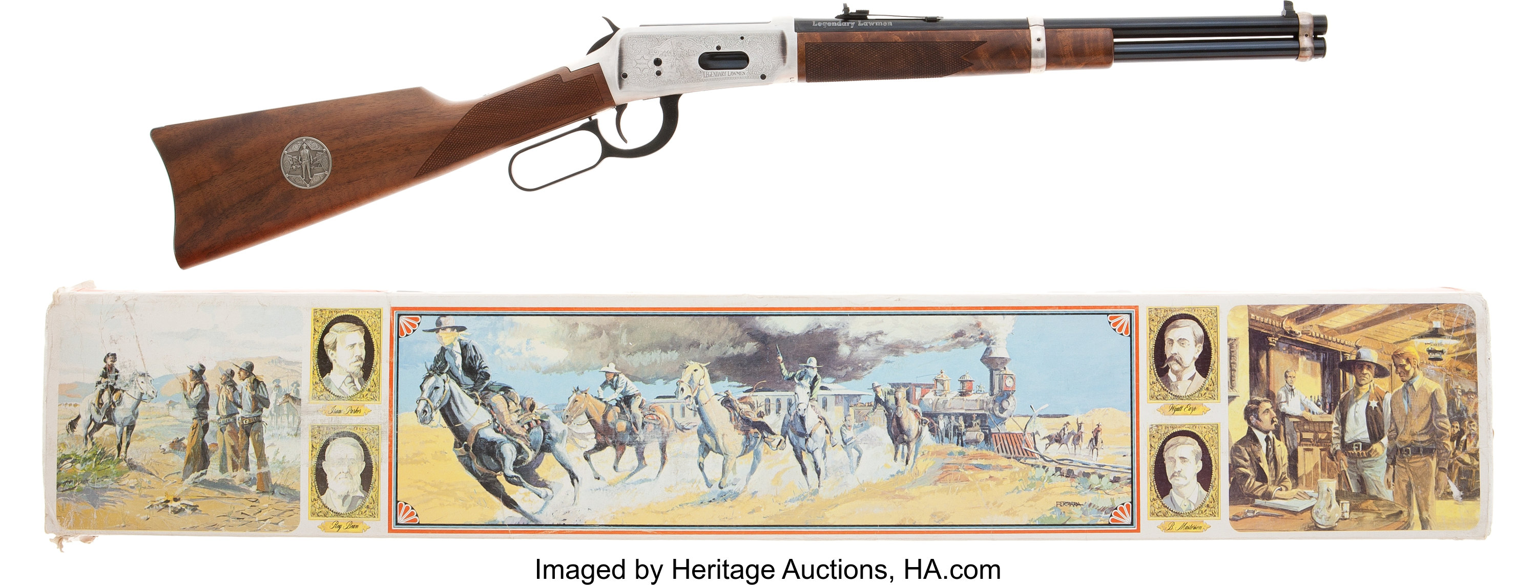 Number winchester list serial 94 Winchester Model