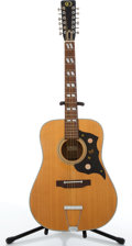 vintage kay k 312 natural 12 string acoustic guitar 31 778 lot 83037 heritage auctions. Black Bedroom Furniture Sets. Home Design Ideas