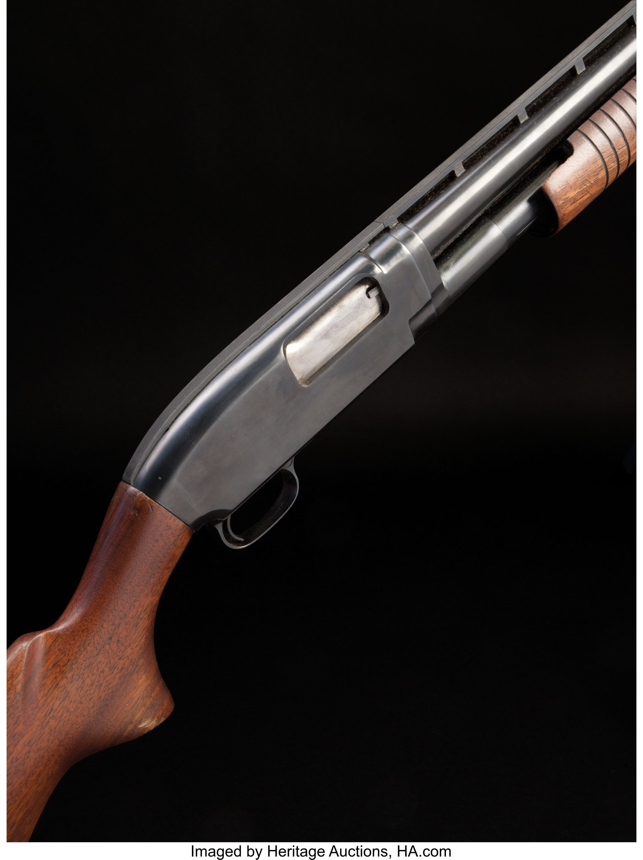 Winchester model 12 dates of manufacture