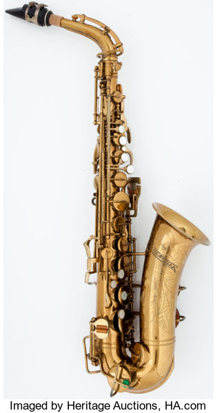 Serial location saxophone number How Do
